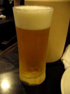 すみた(生ビール)