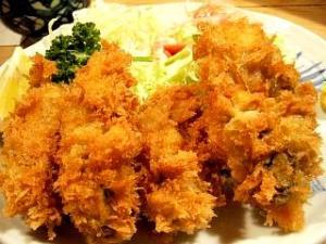 三州屋(牡蛎フライ2)
