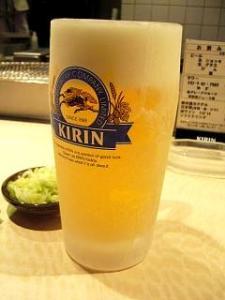 鈴木屋(生ビール)