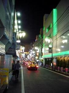 歌舞伎町(夜景2)