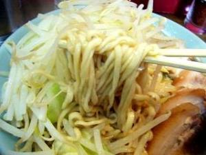 ラーメン髭(チャーシュー麺麺)