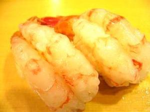 栄寿司(ぼたん海老)
