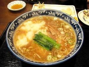 けんけん(海老ワンタン麺1)
