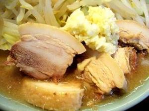 ラーメン髭(チャーシュー麺豚)
