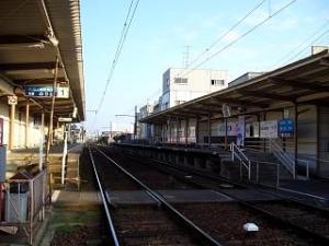 三条駅(その1)