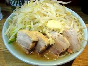 ラーメン髭(チャーシュー麺1)