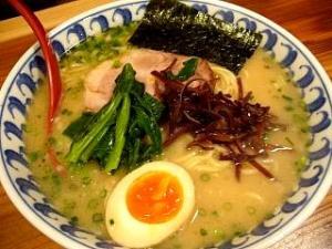 武藤製麺所(特濃らーめん)