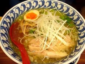 武藤製麺所(とりしおわんたんめん1)