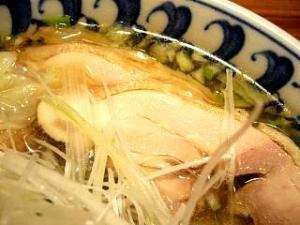 武藤製麺所(とりしおわんたんめん・とりちゃーしゅー)