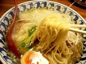 武藤製麺所(とりしおわんたんめん・ヲタ撮り)