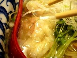 武藤製麺所(とりしおわんたんめん・わんたん)