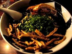 麺屋武蔵武骨(ラーメン)