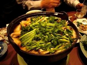 まさき(きりたんぽ鍋j煮えまくり)