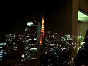 全日空ホテル(夜景1)