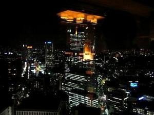 全日空ホテル(夜景2)
