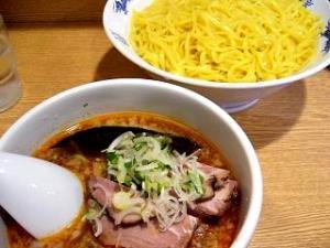 はやし家(つけ麺全体2)