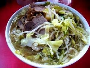 二郎三田(小豚麺ほじくり)