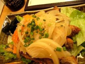 湯浅(小鰺の南蛮漬け)