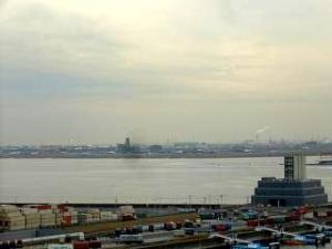 湾岸風景(その1)
