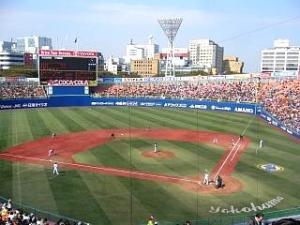 横浜スタジアム(全景)
