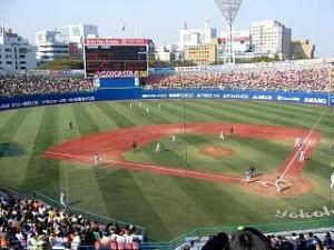 横浜スタジアム(全景2)