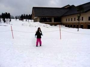 雪景色(その1)