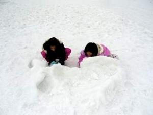 雪景色(その7 トーチカ2)