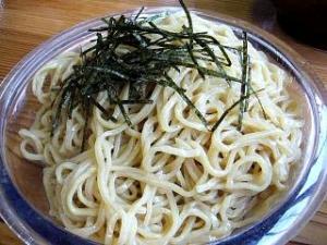 天池家(味噌つけ 麺)