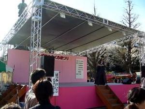 桜(靖国神社4)