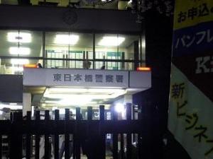 千駄ヶ谷(撮影2)