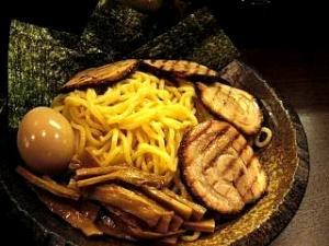 ひまわり(特製つけ中盛り 麺)