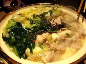 鬼吉(モツ鍋 鍋 その1)
