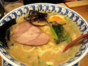 武藤製麺所(豚骨)