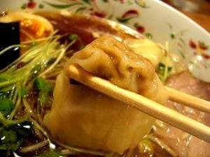 武藤製麺所(醤油わんたん)