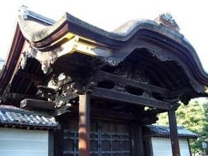 大徳寺(山門)