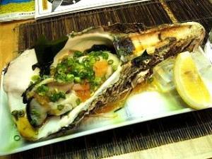 とき(岩牡蛎)