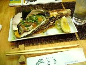 とき(岩牡蛎全体)
