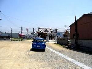 島田(お店神社車)