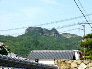 牟礼五剣山