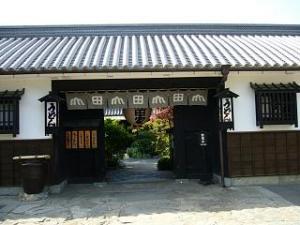 山田家(門構え)