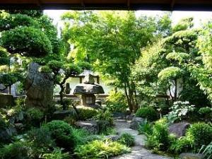 山田家(お庭)