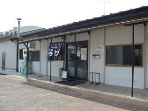 馬渕製麺所(お店外観)