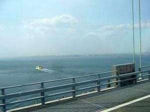 高速バス(車窓からの風景1)