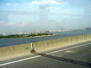 高速バス(車窓からの風景2)
