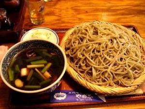 やぶ忠(鴨つけ蕎麦全体)