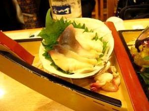 魚や一丁(トリ貝)
