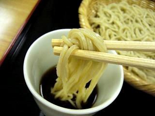 達磨(汁と蕎麦ヲタ撮り)
