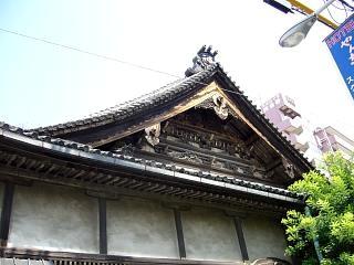 阿倍野(町並み)