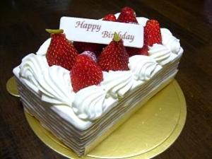 ケーキ(その1)
