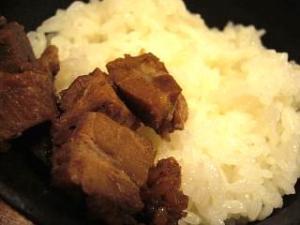 武藤製麺所(佃煮付きご飯)